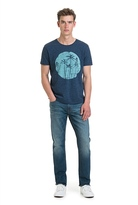Country Road Circle Palm T-Shirt