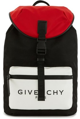 Givenchy tricolour backpack