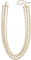 Canvas Jewelry Yara Layered Chain Necklace