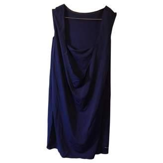 Cos Purple Dress for Women