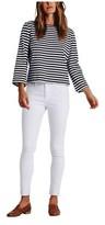 AG Jeans Women's Farrah Skinny Jean in White