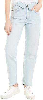 Atelier Jean Flip Light Blue Straight Leg