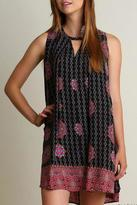 Umgee USA Sleeveless Print Tunic
