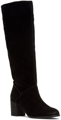 Frye & Co Phoebe Suede Slouch Tall Boot