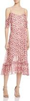Rebecca Minkoff Buffy Cold Shoulder Dress