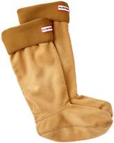 Hunter Garter Stitch Cuff Boot Sock