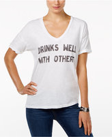 Original Retro Brand Drinks Well with Others Graphic T-Shirt