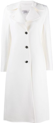 Valentino VGOLD single-breasted coat
