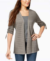 Style&Co. Style & Co Utility Cardigan, Created for Macy's