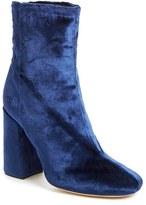 Ellery Esmond Velvet Ankle Boot (Women)