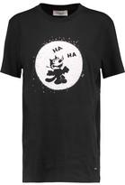 Coach Felix Haha Printed Cotton-Jersey T-Shirt
