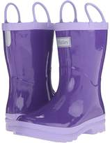 Hatley Purple Lilac Rainboots Girls Shoes