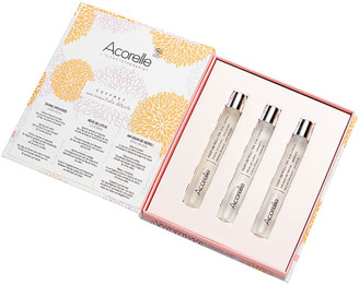 Acorelle Eau de Parfum Roll On Trio Gift Set (Worth 39.00)
