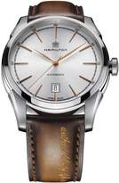 Hamilton H42415551 Brown Leather Dial Automatic Men's Watch