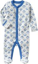 Old Navy Printed Footed One-Pieces for Baby