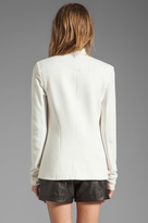 Pencey French Terry Fencing Blazer