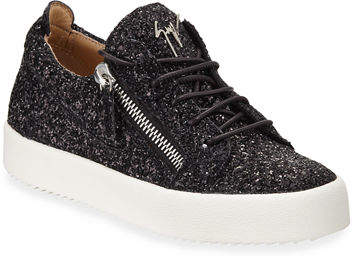 8c1e3a63653 Giuseppe Zanotti Glitter Shoes - ShopStyle