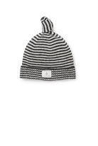 Country Road Stripe Knot Beanie