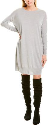 Escada Sport Wool Sweaterdress