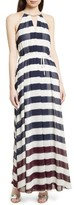 Ted Baker Women's Aloes Rowing Stripe Maxi Dress
