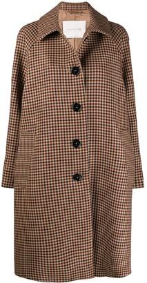 MACKINTOSH TORE Shepherd check coat | LM-1048F