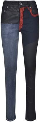 Drkshdw Layered Jeans