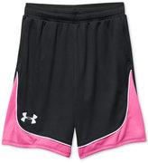 Under Armour Pop-A-Shot Basketball Shorts, Big Girls (7-16)