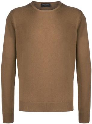 Dell'oglio Crew Neck Knit Sweater