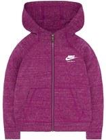 Nike Girls 4-6x Vintage Gym Zip-Front Hoodie