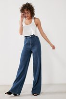BDG Extra High-Rise Wide Leg Jean - Dark Indigo