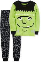 Carter's 2-Pc. Frankenstein Monster Pajama Set, Toddler Boys (2T-5T)