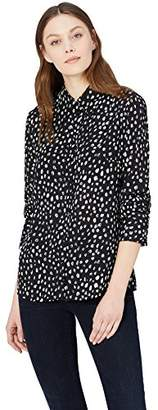 find. Women's Pointed Collar Shirt,X-Small