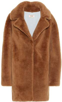 Yves Salomon Exclusive to Mytheresa Meteo shearling coat