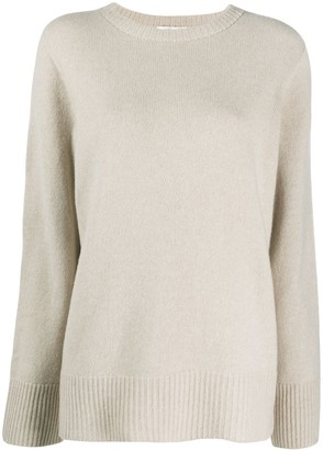 The Row Crew-Neck Knit Jumper