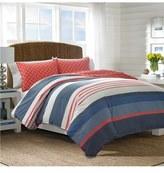 Nautica Hawes Reversible Comforter & Sham Set