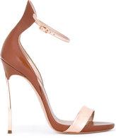 Casadei bicolour sandals