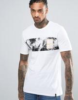 Nike Court Box Logo T-Shirt In White 847454-100