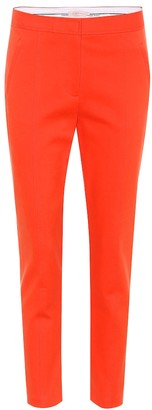 Tory Burch Vanner cropped trousers