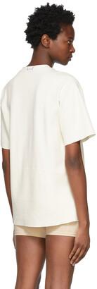 Ader Error Off-White Camper Edition Logo T-Shirt