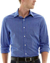 Claiborne Long-Sleeve Thin-Striped Woven Shirt