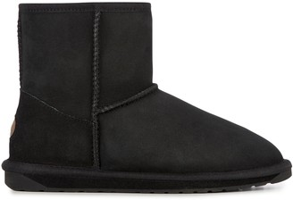 Emu Black Sheepskin Stinger Mini Boot - 41 - Black