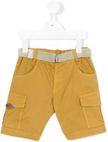 Lapin House - cargo shorts - kids - Cotton/Linen/Flax/Spandex/Elastane - 4 yrs
