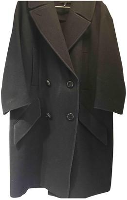 Isabel Marant Grey Wool Coat for Women