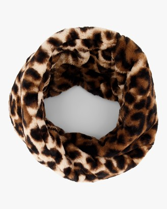 Luxe Faux Fur Cowl Scarf