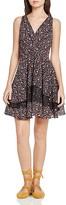 BCBGeneration Floral-Print Dress