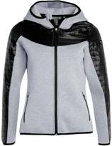 Only Play ONPLILO Tracksuit top light grey melange