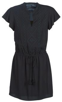 Ikks BN30035-02 women's Dress in Black