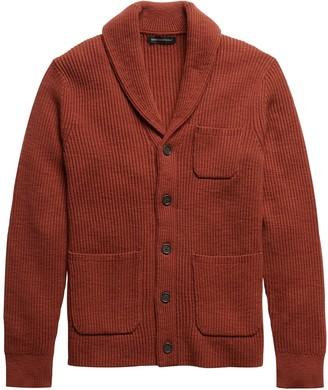 Banana Republic SUPIMA Cotton Cardigan Sweater