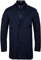 Cp Company Navy T-mack Down Padded Jacket