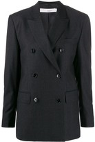 IRO double-breasted fitted blazer